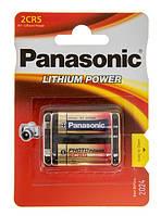 Батарейка panasonic 2cr-5l bli 1 lithium