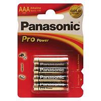 Батарейка panasonic pro power aaa bli 4 alkaline