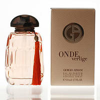 Женская парфюмированная вода Armani Onde Vertige (Армани Онде Вертиге)