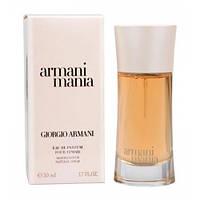 Женская парфюмированная вода Armani Mania Woman (Армани Мания Вумен)