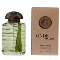 Женская парфюмированная вода Armani Onde Extase (Армани Онде Экстаз)