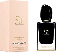 Женская парфюмированная вода Armani Si Intense Eau de Parfum (Армани Си Интенс О де Парфюм)
