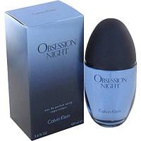 Женская парфюмированная вода Calvin Klein Obsession Night Woman (Кельвин Кляйн Обсешен Найт Вумен)