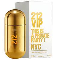 Женская парфюмированная вода Carolina Herrera 212 VIP (Каролина Эррера 212 ВИП)