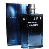 Женская парфюмированная вода Chanel Allure Midnight (Шанель Алюр Миднайт)