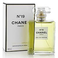 Женская парфюмированная вода Chanel № 19 (Шанель 19)