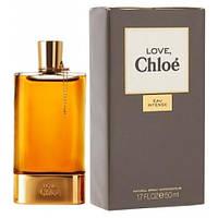 Женская парфюмированная вода Chloe Love Eau Intense (Хлое Лав О Интенс)