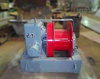 Лебедка маневровая ЛМ-71