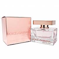 Женская парфюмированная вода Dolce & Gabbana Rose The One (Дольче и Габбана Роуз Зе Ван)