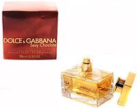 Женская парфюмированная вода Dolce & Gabbana Sexy Chocolate (Дольче и Габбана Секси Шоколад)