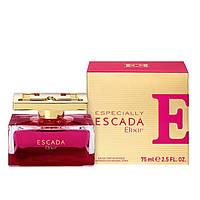 Женская парфюмированная вода Escada Especially Elixir (Эскада Эспешелли Эликсир), 75 мл