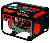 Генератор бензиновый Vitals ERS 2,5b (2,5 кВт, ручной стартер) Бесплатная доставка