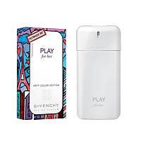 Женская парфюмированная вода Givenchy Play Arty Color (Живанши Плей Арти Колор)