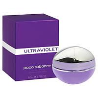 Женская парфюмированная вода Paco Rabanne Ultraviolet (Пако Рабанн Ультрафиолет)