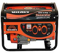 Генератор бензиновый Vitals ERS 2,8bg (2,8 кВт, ручной стартер) Бесплатная доставка, фото 1