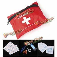 Оказание первой помощи комплект сумка пакет путешествия спорт выживание
