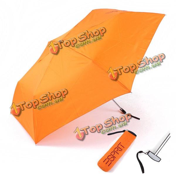 Три кармана складной сверхлегкий анти-УФ Вс дождь подарок мини зонтики - ➊TopShop ➠ Товары из Китая с бесплатной доставкой в Украину! в Киеве