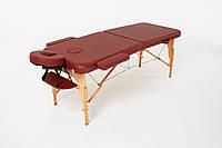 Деревянный массажный стол RelaxLine, модель Bali