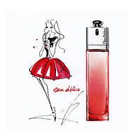 Женская туалетная вода Christian Dior Addict eau Delice (Кристиан Диор Аддикт О Деличе)