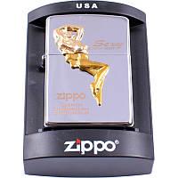 Зажигалка бензиновая Zippo Sexy