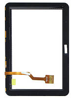 Тачскрин (сенсор) Samsung P7300 Galaxy Tab , P7310 Galaxy Tab black  s/k