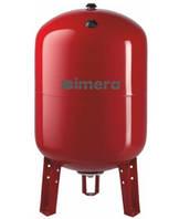 Баки вертикальные на ножках для систем отопления  IIURE01R21FA1  RV500  IMERA, ( Италия )