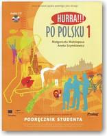 Hurra!!! Po Polsku. Podręcznik Studenta. Книга 1 (+ CD-диск)