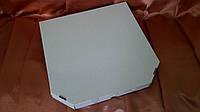 Коробка картонная для пиццы 460х460х40 мм.