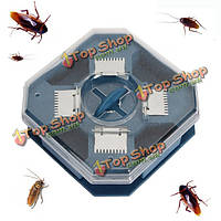 Большой повторно используемый автоматический таракан заманивает эффективную коробку дезинсекции ловца ошибки в ловушку