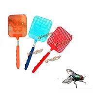 Пластик выдвижной узор бабочки мухобойка предотвратить насекомых ошибка ракетку инструмент вредителями комаров убийцы