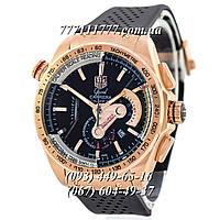 Часы мужские наручные Tag Heuer Grand Carrera Calibre 36 quartz Chronograph Gold