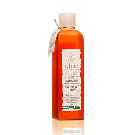 """Натуральная косметика «White Mandarin» (WM0029) шампунь, серия """"Целебные травы"""", 250 мл  , фото 2"""