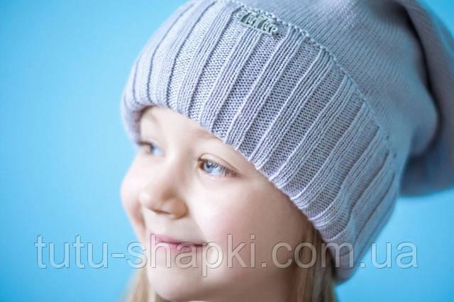 Детские шапки - осень