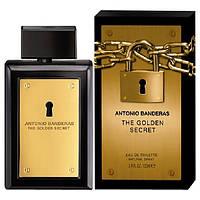 Мужская туалетная вода Antonio Banderas The Golden Secret (Антонио Бандерас Зе Голден Секрет)