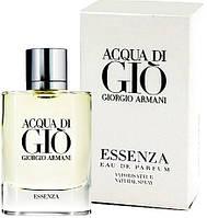 Мужская туалетная вода Armani Acqua di Gio Essenza Men (Армани Аква ди Джио Эсенз Мэн)