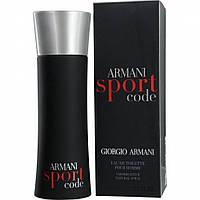 Мужская туалетная вода Armani Code Sport (Армани Код Спорт)