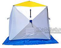 Палатка-призма зимняя Стэк OXSFORD 300 (3-местная)