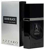 Мужская туалетная вода Azzaro Silver Black (Аззаро Сильвер Блэк)