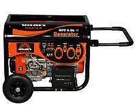 Генератор бензиновый Vitals Master EST 5.0b (5,0 кВт, электростартер)  Бесплатная доставка, фото 1