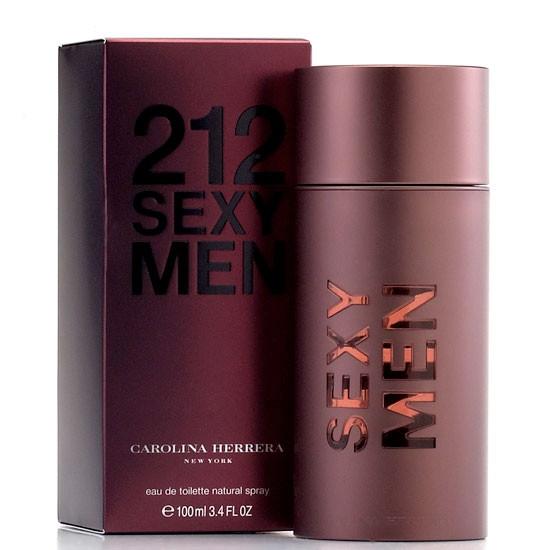 Каролина нерера 212 секси