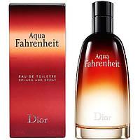 Мужская туалетная вода Christian Dior Fahrenheit Aqua (Кристиан Диор Фаренгейт Аква)