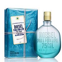 Мужская туалетная вода Diesel Fuel For Life Summer Edition pour Homme (Дизел Фьюэл фо Лайф Саммер Эдишен пур Хом)