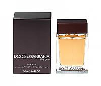 Мужская туалетная вода Dolce & Gabbana The One for Men (Дольче и Габбана Зе Ван фо Мен)