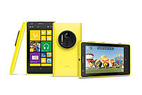 Смартфон Nokia Lumia 1020 (Yellow)