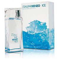 """Мужская туалетная вода Kenzo L""""Eau par Kenzo Ice Pour Homme (Кензо Льо пар Кензо Айс пур Хом)"""
