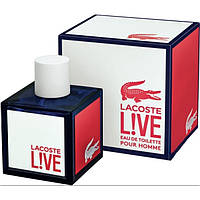 Мужская туалетная вода Lacoste Live Pour Homme (Лакост Лайв Пур Хом)
