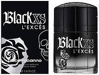 Мужская туалетная вода Paco Rabanne Black XS L`Exces (Пако Рабанн Блэк XS ЛьЭксес)