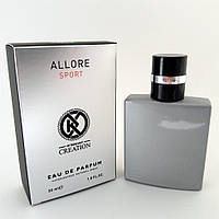 Парфюм Chanel Allure Homme Sport, 30 ml (реплика). Мини-парфюмерия Kreasyon Creation