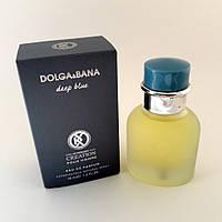 Мужской парфюм Dolce & Gabbana Light Blue 35 ml (аналог брендовых духов). Мини-парфюмерия Kreasyon Creation