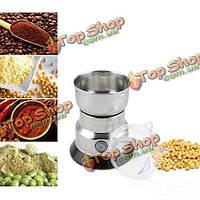 220В-240В бытовых электрических фасоли еда кофе шлифовальный станок шлифовальный станок мельника пульверизатор